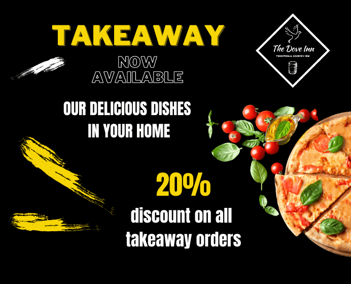 Takeout 20% Home