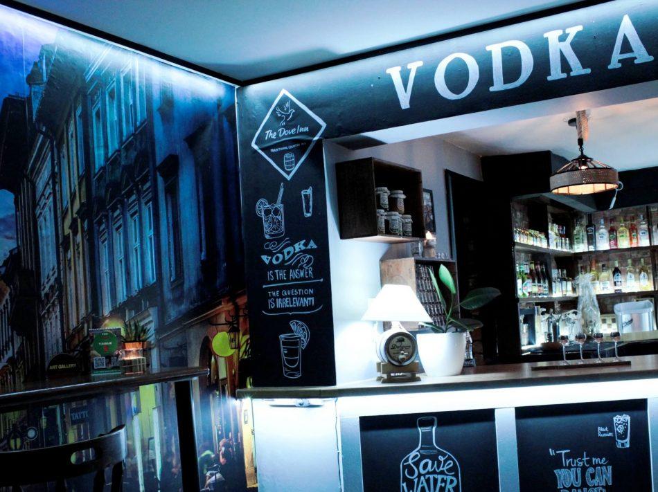 The Dove Inn Vodka Bar 10